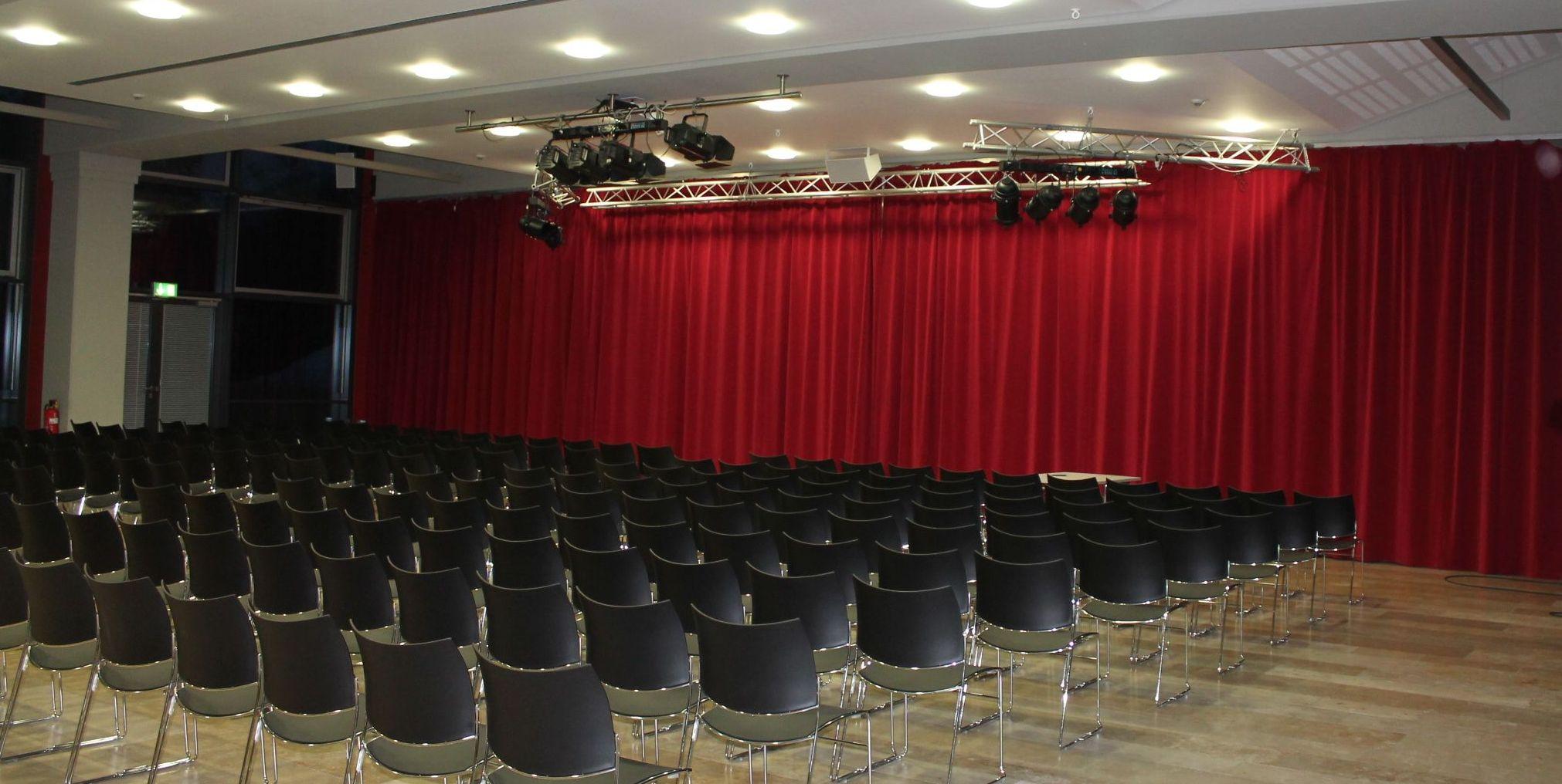 Vorhang Schallabsorbierend Dekoration : Theater bühnenvorhangschienen motorisch raffvorhänge herstellung